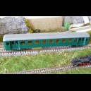 TT - Bai - passenger coach of CSD, unassembled kit
