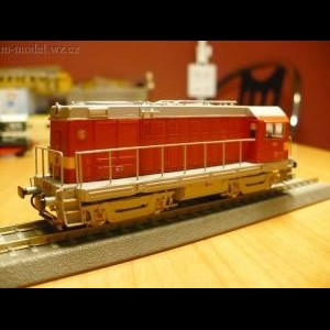 TT - T435 switcher CKD, 2nd series (Pennsylvania trails) - photo-etched kit