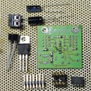 DCC exchange switcher for 4 servo positions - kit